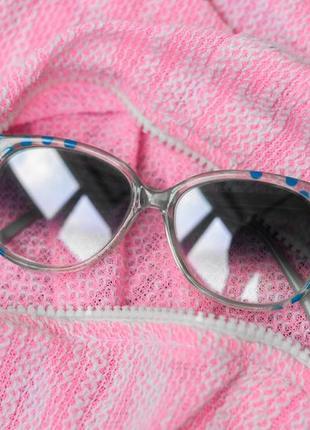 Солнцезащитные очки, новые, линзы-стекло, скидка!