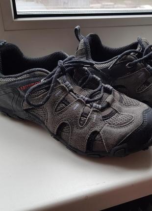 Треккинговые кроссовки karrimor женские
