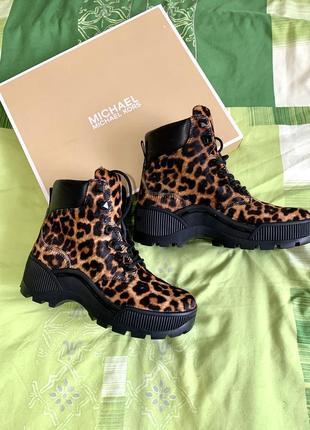 Новые ботинки michael kors оригинал