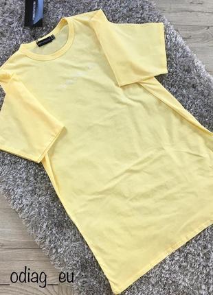 Оверсайз футболка / туніка