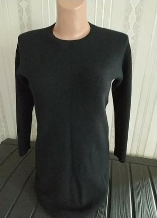 Оригінал 💯 вовна мериноса жіночий довгий светр