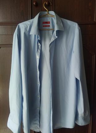Рубашка базовая hugo boss
