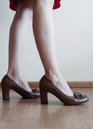 Туфлі deri on