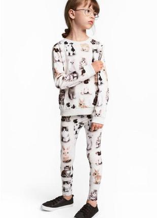 Дуже милий костюмчик для маленької модниці бренду h&m