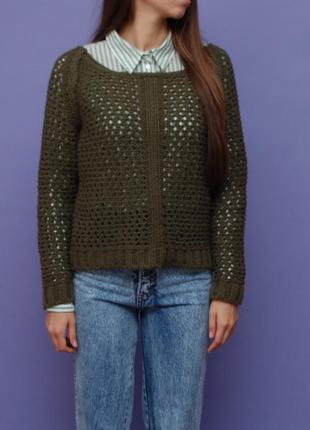 Тёплый свитер only