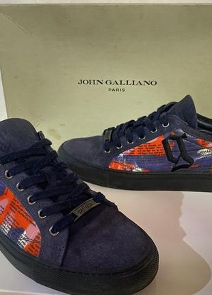 Кеды john galliano