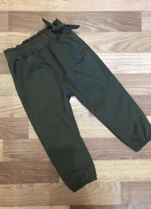Детские штаны джогеры на девочку lc waikiki