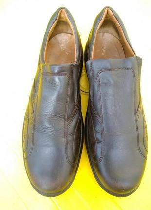Туфли кожаные gallus