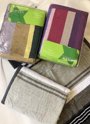Полотенце махровое, полотенце велюр махровый, рушник