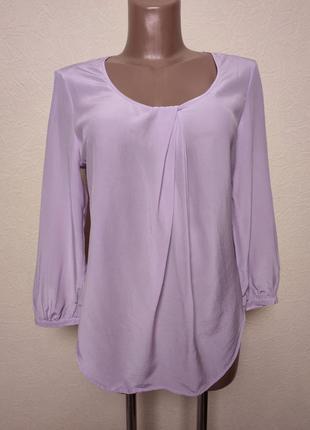 Шелковая блуза globus essentials /2510/