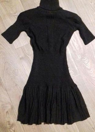 Платье теплое от red valentino