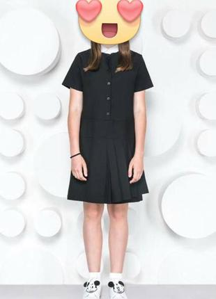 Школьная форма - платье