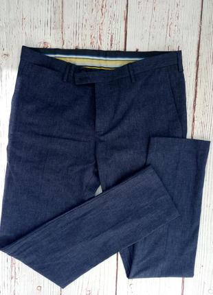 Дорогие стильные мужские брюки
