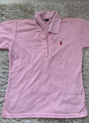 Жіноча футболка polo original