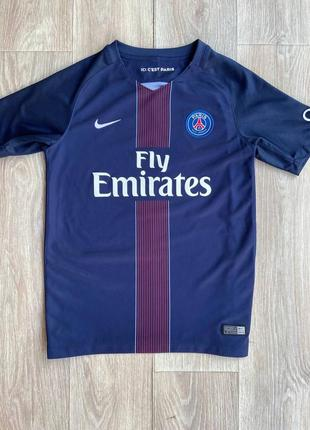 Paris saint germain nike футболка оригинал psg