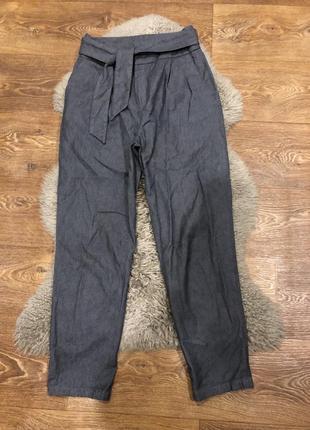 Шикарные штаны брюки massimo dutti