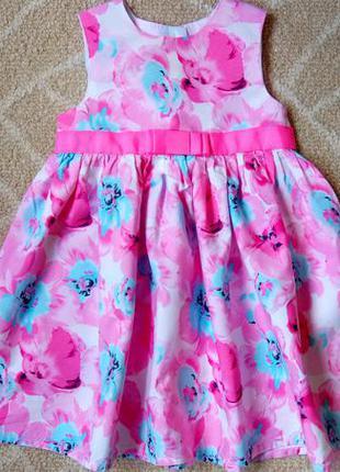 Sale! новое сказачное платье для вашей доченьки на 6-9+ мес