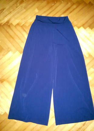Трикотажные брюки-палаццо от kim&co! p.-xl