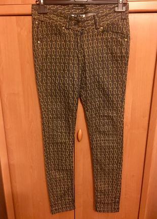 Джинсовые брюки jenny hellström