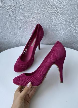 Кожаные туфли buffalo london