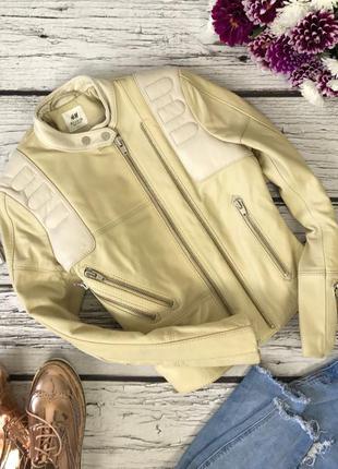 Дизайнерская куртка-косуха h&m studio     ow 4455