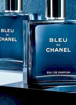 Chanel bleu de chanel edp оригинал_eau de parfum 7 мл затест