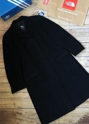 Пальто burberry кашемир