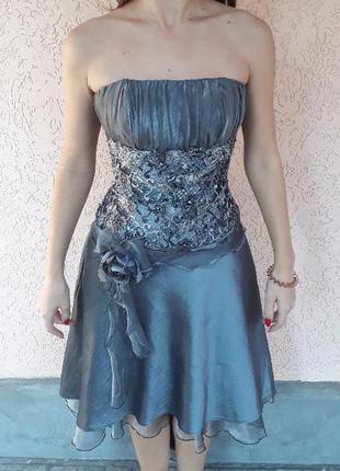 Вечернее платье от дизайнера oksana mukha
