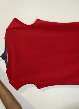 Червона блузка2 фото