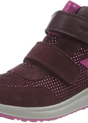 Демисезонные ботинки superfit gore-tex 33 размер для девочки