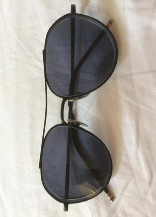Очки от солнца с корректирующими стёклами  -3