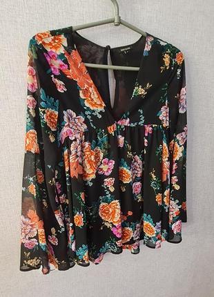Шикарная фирменная блуза