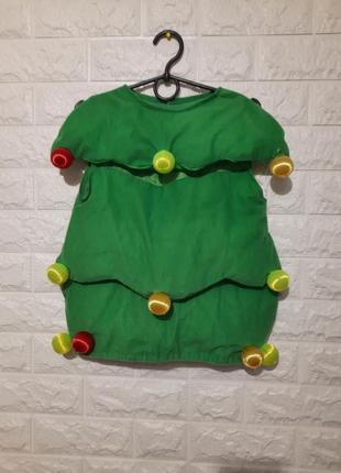 Карнавальный элемент костюма ёлка, ялинка