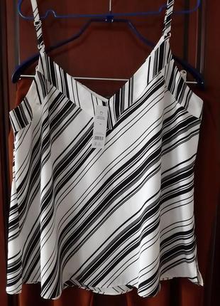 """Шикарная стильная блуза """" george"""" 52-54 размер, 16 евро."""