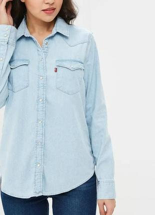 Рубашка levis xs s