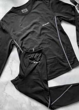 Термо-белье от columbia мужское & женское