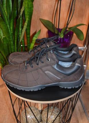 Мега комфортные мембранные туфли/полу ботинки hotter gtx
