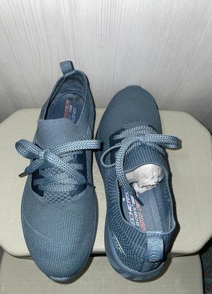 Skechers оригинал! летние кроссовки р.36