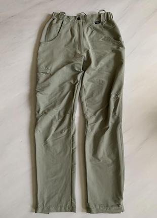 Трекинговые туристические штаны mammut schoeller
