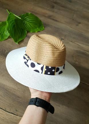 Шляпа из натуральной соломы,primark, англия