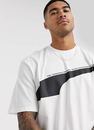Мужская футболка puma avenit tee 59645702
