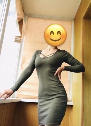 Платье футляр / по фигура