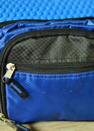 Поясна сумочка для вело, бігу (поясная сумка для вело, бега, велосумка)