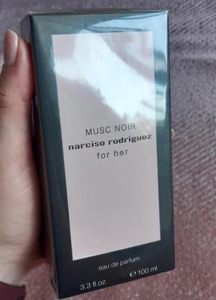 Musc noir narciso rodriguez 100ml