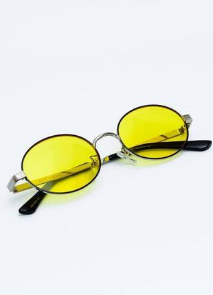 Очки женские желтые