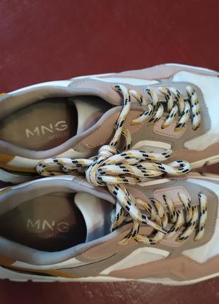 Mango кроссовки очень классные