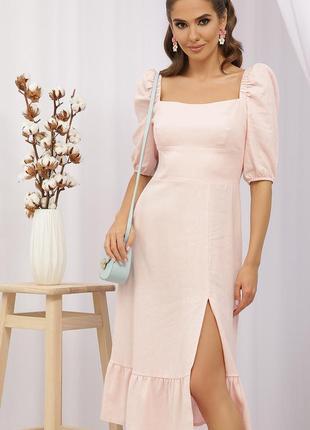 Платье коста из льна 💜5 цветов 😍
