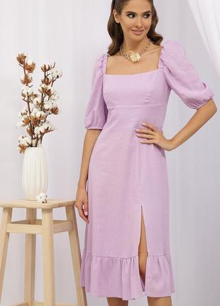 Платье коста из льна 👗5 цветов💜