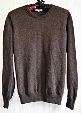 Шикарный и очень теплый шерстяной свитерок фирмы geox