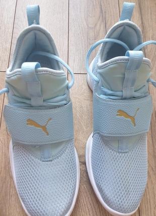 Почти новые кроссовки puma суперцена!!!